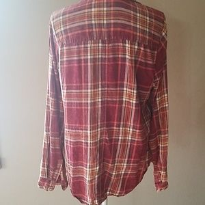 Maurices Tops - Maurices plaid shirt